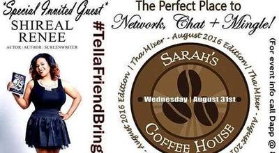 Photo of Coffee Shop Sarah's Coffee House at 257 Asylum St, Hartford, CT 06103, United States