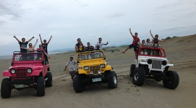 Photo of Trail Sand Dunes at Philippines