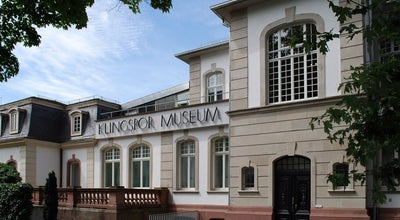 Photo of Museum Klingspor Museum at Herrnstraße 84, Offenbach am Main 63065, Germany