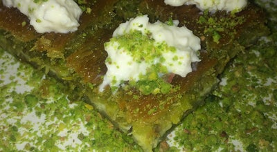Photo of Dessert Shop Öz İkizler Künefe at Şahintepe Mah. 400 Cad. No:10a/a, Gaziantep 27000, Turkey