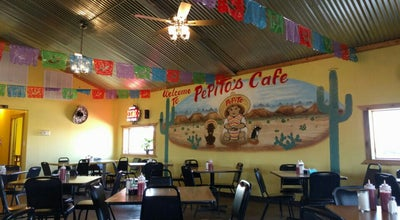 Photo of Mexican Restaurant Pepito's Cafe at 2103 W Dickinson Blvd, Fort Stockton, TX 79735, United States