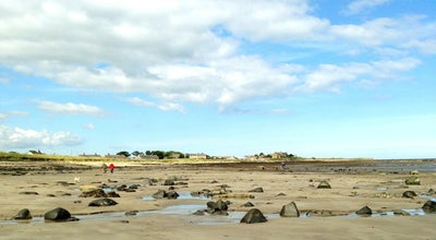 Photo of Beach Boulmer Beach at United Kingdom