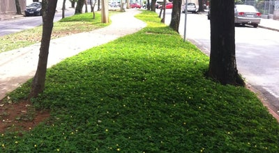 Photo of Park Pista de Caminhada Avenida Tivoli at Av. Tivoli, São José dos Campos, Brazil