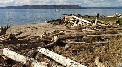 Photo of Beach Saltwater State Park at 25205 8th Pl S, Des Moines, WA 98198, United States