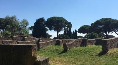 Photo of Historic Site Ostia Antica at Viale Dei Romagnoli 717, Roma 00119, Italy