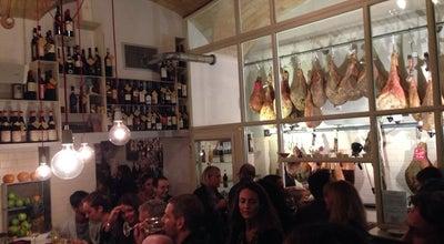 Photo of Restaurant Il Sorpasso at Via Properzio, 31, Roma 00193, Italy