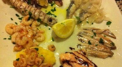 Photo of Italian Restaurant Trattoria Altanella at Giudecca 268, Venice 30133, Italy