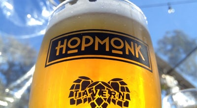 Photo of Brewery HopMonk Tavern at 224 Vintage Way, Novato, CA 94945, United States