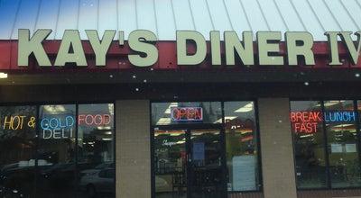 Photo of Diner Kay's Diner IV at 10973 Baltimore Ave, Beltsville, MD 20705, United States