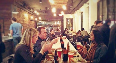 Photo of BBQ Joint Mighty Quinn's Barbeque at 103 2nd Ave, New York, NY 10003, United States