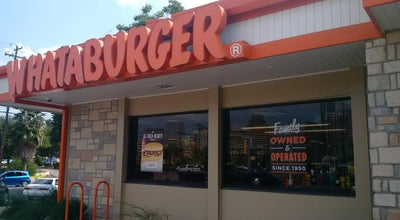 Photo of Restaurant Whataburger at 601 Barton Springs Rd, Austin, TX 78704, United States