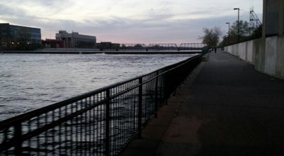 Photo of Trail Grand River Walkway at 224-250 Pearl St Nw, Grand Rapids, MI 49503, United States