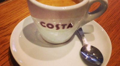 Photo of Coffee Shop Costa Coffee at 27-29 Market St., Eastleigh SO5 0 5, United Kingdom