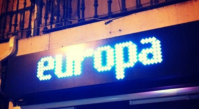 Photo of Nightclub Europa at R. Nova Do Carvalho, 16-20, Lisboa 1200-292, Portugal
