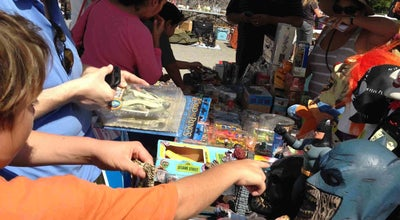 Photo of Flea Market TOPANGA VINTAGE MARKET at Pierce College at Victory Blvd, Woodland Hills, CA 91306, United States