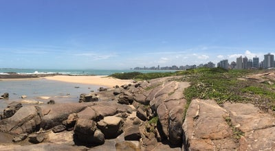 Photo of Beach Ilha Pituã at Vila Velha, Brazil