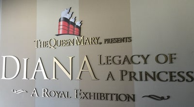 Photo of History Museum Princess Diana Exhibit at Long Beach, CA 90802, United States