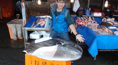 Photo of Food Truck 港口鱼丸 at 花蓮區漁會, Hualien City 970, Taiwan
