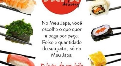 Photo of Sushi Restaurant Meu Japa - Delivery at Rua Ministro Orozimbo Nonato 102, Loja 7, Vila Da Serra, Nova Lima 34000-000, Brazil