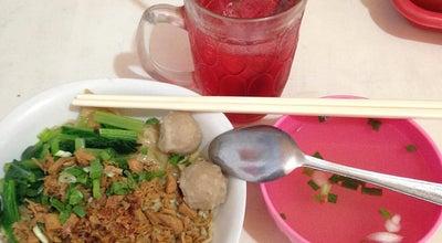 Photo of Asian Restaurant Pangsit mie ayam Jakarta Bu EDDY at Jl.pattimura 127, Indonesia