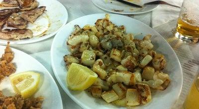 Photo of Seafood Restaurant El Pulguilla at C. Almirante Ferrandiz, 26, Nerja 29780, Spain