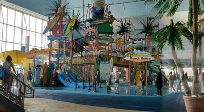 Photo of Water Park Fallsview Indoor Waterpark at 5685 Falls Ave, Niagara Falls, On L2E 6W7, Canada