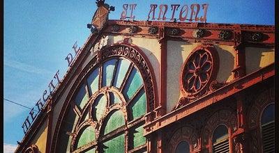 Photo of Farmers Market Mercat de Sant Antoni at Comte D'urgell, 1, Barcelona 08011, Spain