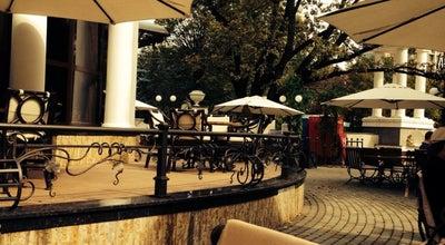 Photo of Cafe Кафе Арабика Парк at Гор. Парк Вечный Огонь, город Нальчик, Russia