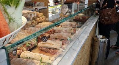 Photo of Sandwich Place Panini Durini at Corso Magenta 31, Milano 20123, Italy