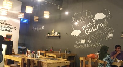 Photo of Cafe Nick's Gastro at No 55-1, Bandar Puncak Alam, Malaysia