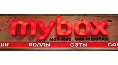 Photo of Sushi Restaurant mybox at Тоц Славянский, Белогород, Russia