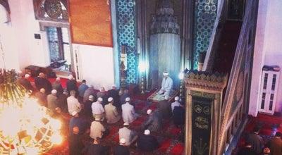 Photo of Mosque Yeni (Valide-i Cedid) Cami at Üsküdar, İstanbul, Turkey