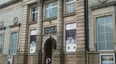 Photo of Art Gallery Aberdeen Art Gallery at Schoolhill, Aberdeen AB10 1FQ, United Kingdom