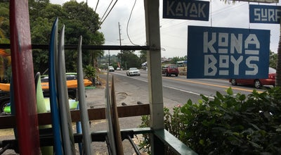 Photo of Miscellaneous Shop Kona Boys Kayaks at 79-7539 Mamalahoa Hwy, Kealakekua, HI 96750, United States