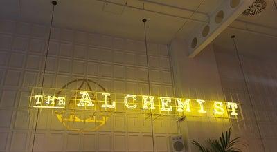 Photo of Bar The Alchemist Bevis Marks at 6 Bevis Marks, London EC3A 7BA, United Kingdom