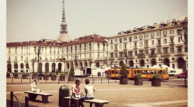 Photo of Monument / Landmark Piazza Vittorio Veneto at Turin, Italy
