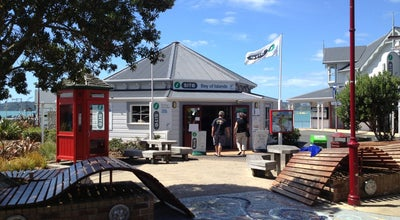 Photo of Tourist Information Center Paihia i-Site at Paihia 0200, New Zealand