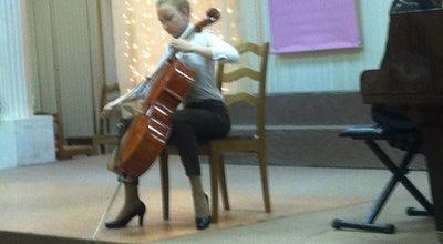 Photo of Jazz Club Школа искусств at Автостроителей 26, Тольятти, Russia