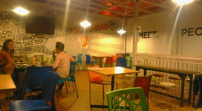 Photo of Cafe Warung Nongkrong at Jl. Zainal Abidin Pagar Alam No. 30, Bandar lampung, Indonesia