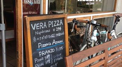 Photo of Pizza Place Pizzeria Azzurri at 中央区山本通3-7-3, Kobe 650-0003, Japan