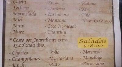 Photo of Dessert Shop Las Crepas at Batalla De Zacatecas, Tlaquepaque, Mexico