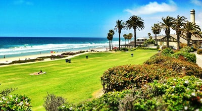 Photo of Beach Del Mar Beach at Ocean, Del Mar, CA 92014, United States