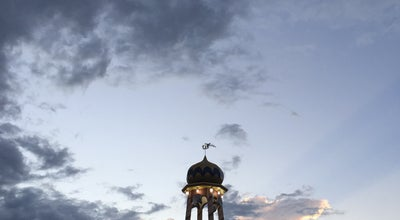 Photo of Mosque Masjid Baitur-Rahman at Kg. Baru, Tawau, Malaysia