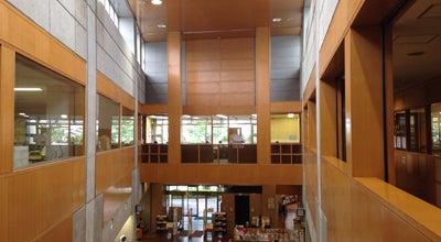 Photo of Library 富士宮市立中央図書館 at 宮町13-1, 富士宮市, Japan