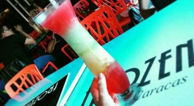 Photo of Cocktail Bar Frozenbar at Av. Blandin, Caracas 1060, Venezuela