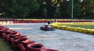 Photo of Racetrack Картинг центр / Karting Center at Просп. Карла Маркса, 95, Дніпропетровськ, Ukraine