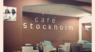 Photo of Coffee Shop Cafe Stockholm at Tunalı Hilmi Cad. No:100/3 Kavaklıdere Çankaya, Ankara 06700, Turkey