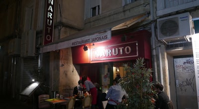 Photo of Asian Restaurant Le Naruto at 19 Rue De La Verrerie, Aix-en-Provence 13100, France