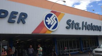 Photo of Supermarket Supermercado Santa Helena at Av. Renato Azeredo, Sete Lagoas 35700-312, Brazil