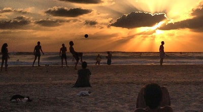 Photo of Beach Geula Beach (חוף גאולה) at Tel Aviv, Israel